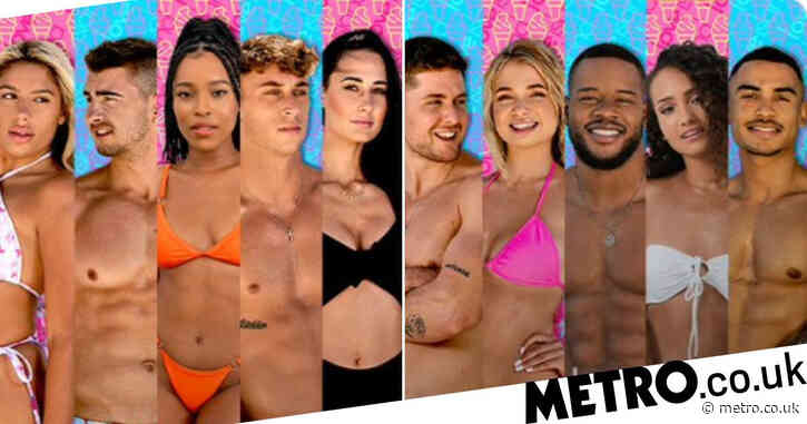 Love Island South Africa criticised over 'predominantly white' cast and one Black female contestant