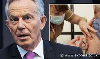 Not due to Brexit! Remoaner Blair says UK vaccine victory not related to being outside EU - Express