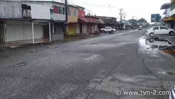 Mantienen puntos de control en Changuinola por cuarentena de fin de semana - TVN Noticias