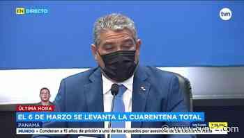 Changuinola con cuarentena total para el fin de semana - TVN Panamá