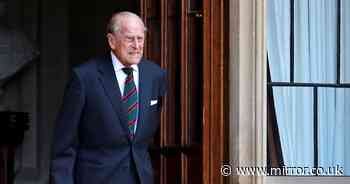 Prince Philip mourning death of friend who died on day he was taken to hospital
