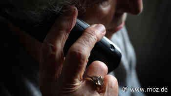 Falscher Anwalt: Rentnerin aus Bad Saarow fällt auf Telefon-Betrüger herein - moz.de