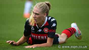 Collister keeps Wanderers in W-League finals contention