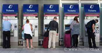Rail fares rise 2.6% today - season tickets now cost £950 more than a decade ago