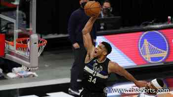Bucks' Giannis Antetokounmpo dominates fourth quarter, finishes off Clippers with emphatic dunk
