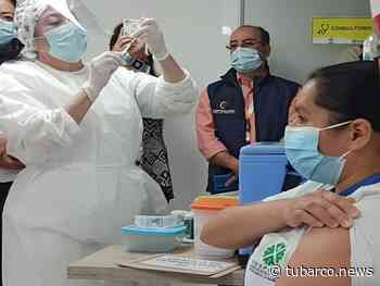 Despacharon 7.076 vacunas a Nariño, se distribuirán en Ipiales, Tumaco, Túquerres y La Unión - TuBarco