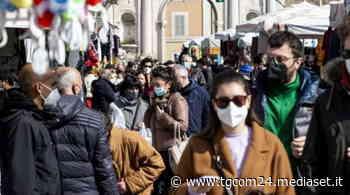 Covid, gran folla nelle città: da Roma a Milano, da Napoli a Torino - TGCOM