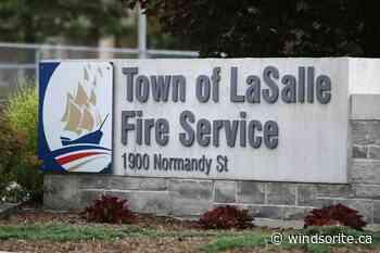 LaSalle Welcomes New Deputy Fire Chief In LaSalle - windsoriteDOTca News
