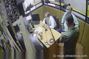 Liberaron a los diputados que fueron retenidos por la GNB luego de ser atacados en una emisora de radio en Machiques - El Nacional