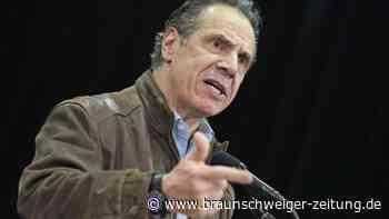 Gouverneur von New York: Vorwürfe der sexuellen Belästigung: Untersuchung gegen Cuomo