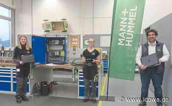 Realschule Landau an der Isar - Virtueller Besuch bei einem Automobilzulieferer - idowa