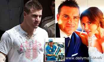 Australian cricket star LukePomersbach charged over meth