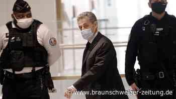 Urteil soll fallen: Spektakulärer Prozess gegen Ex-Präsident Sarkozy