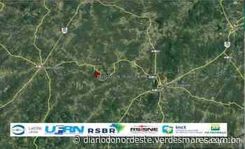 Quixeramobim registra três tremores de terra de baixa magnitude; Moradores relatam estrondos - Diário do Nordeste