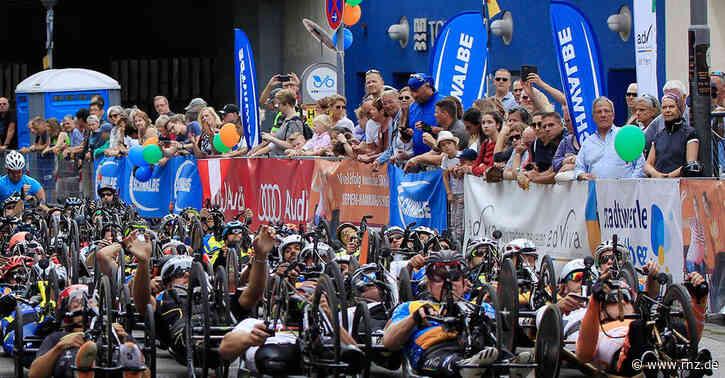 Heidelberg:  Heidelberger Rollstuhlmarathon muss zum ersten Mal abgesagt werden