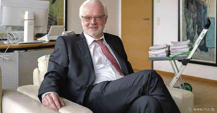 Heidelberg:  Helmut Perron ist neuer Landgerichtspräsident