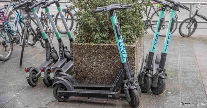 Neue Regeln für E-Roller?:  E-Sooter dürfen nicht überall parken
