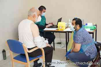 Bournemouth Central Mosque opens as Covid-19 vaccination centre