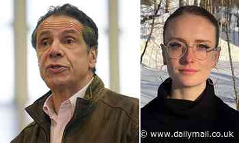 Cuomo's second accuser previously played middle school soccer with his DAUGHTER