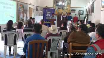La ABC realizó taller de control social en el municipio de Tarata - Los Tiempos