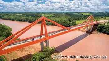 MTC asignará hasta S/ 54 millones para la construcción del puente Tarata en San Martín - Radio Nacional del Perú