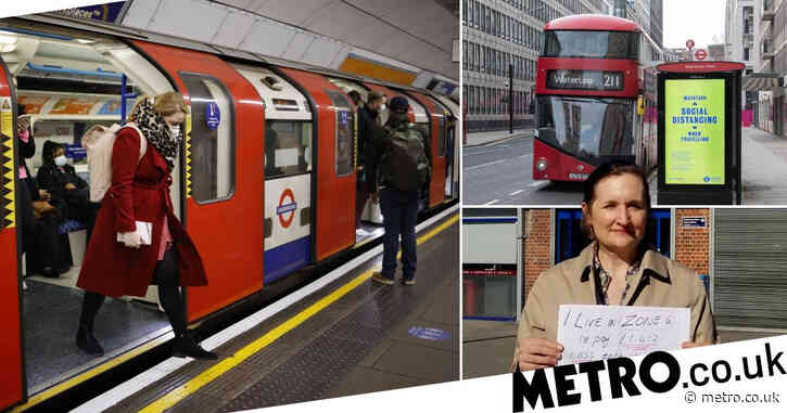 London zones 'should be scrapped' so workers pay same fare wherever they live