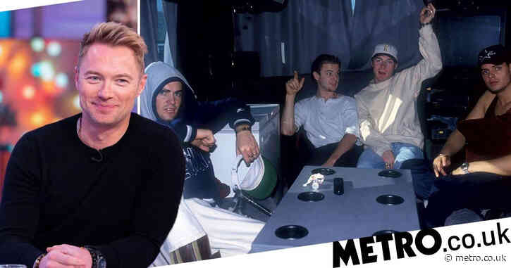 On the Road With: Ronan Keating reveals best on-tour memories with Boyzone and why Australia is special