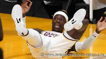 NBA: Lakers mit Schröder wieder auf Kurs