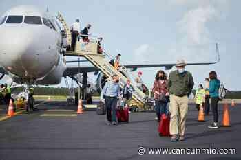 Aumenta conectividad aérea en Cozumel Pesé a pandemia   Cancun Mio - Cancún Mio
