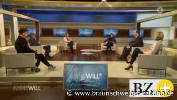 """ARD-Talk: """"Anne Will"""": Rapper Smudo führt den Kanzleramtschef vor"""