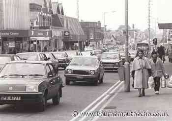 Pictures of Bournemouth in the 1980s