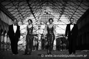 El cuarteto Allegro Lírico, en Monte Hermoso - La Voz del Pueblo - La Voz del Pueblo