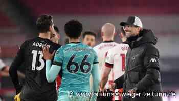 """Premier League: Klopp:""""Nie am Zusammenhalt der Mannschaft gezweifelt"""""""
