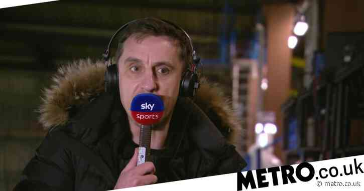Manchester United are 'far better placed' to win Premier League title under Ole Gunnar Solskjaer than Jose Mourinho, says Gary Neville