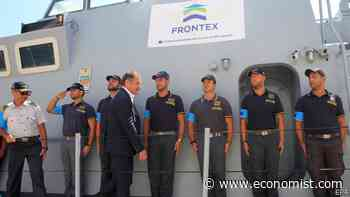 Frontex, the EU's border force, swells in size - The Economist