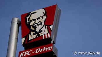 KFC Restaurant Eningen: Wann eröffnet Kentucky Fried Chicken am Südbahnhof seine Filiale? - SWP