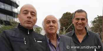 trio esquina LE TRITON jeudi 1 avril 2021 - Unidivers