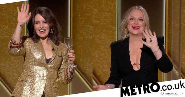Golden Globes 2021: Tina Fey praises audience of 'smoking hot' first responders: 'You're here so that celebrities can stay safe'