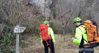 Maniago, soccorso alpino in azione per una infortunata e un disperso - Oggi Treviso