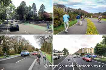 Cycle highway planned across BCP and Dorset