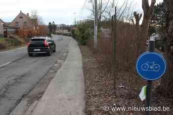 Drie kwart miljoen euro voor nieuwe fiets- en voetpaden langs De Dekt