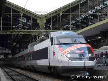 Virée Paris-Villeneuve-Saint-Georges pour fêter les 40 ans du TGV - 94 Citoyens