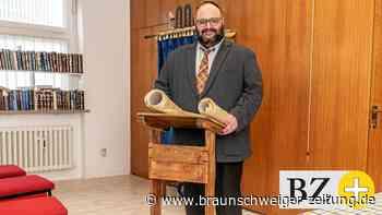 Wolfsburger Rabbiner konzipiert Broschüre über das Purim-Fest