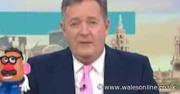 Piers accused of making up Potato Head gender change story