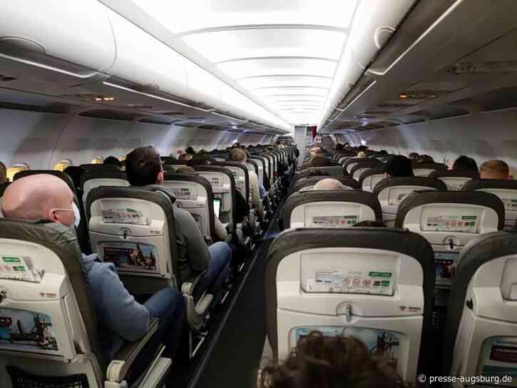 Passagierzahlen im Luftverkehr weiter rückläufig