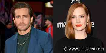 Jake Gyllenhaal & Jessica Chastain's Upcoming Video Game Movie Gets Update, Two Years Later - Just Jared