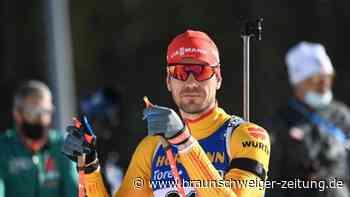 Skijäger: Kurzfristiges Karriereende bei Biathlet Peiffer möglich