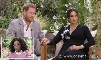 Royal experts accuse Oprah of suggesting Monarch is 'some mafia boss who silenced Meghan'