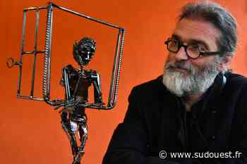 Canéjan et Gradignan : la sculpture de Métalamanu a remporté le prix de la Journée des solitudes - Sud Ouest