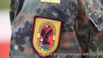 Festnahme: Soldat in Hessen verhaftet: Waffen und Munition gefunden